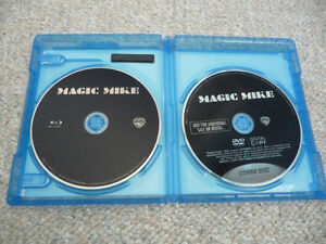 Magic Mike - Blu-Ray/DVD Combo Pack With Slipcover London Ontario image 2