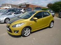 MAZDA 2 1.5 SPORT 5 DOOR HATCH-BACK (FULL MAZDA MAIN AGENT SERVICE HISTORY)
