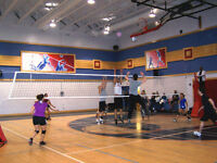Volleyball teams needed for RA COED Winter League