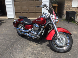 Immaculate 2011 Honda Shadow Aero for sale