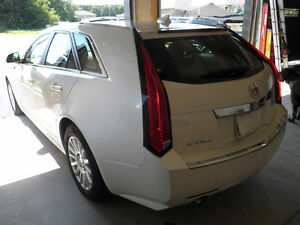2011 Cadillac CTS Luxury Package Wagon