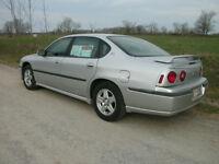 2003 Chevrolet Impala Sport Sedan