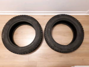 2 x winter Yokohama 205/55 R16