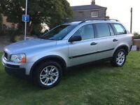 2004 Volvo XC90 T6, FSH, 2 owners