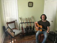 Private Guitar Lessons - All Ages / Skill Levels