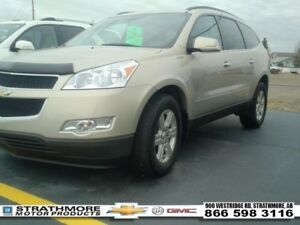 2010 Chevrolet Traverse 8 Pass-LT-AWD-Bluetooth-Remote Start...
