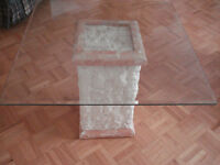 2-End Tables 23 1/2 X 23 1/2