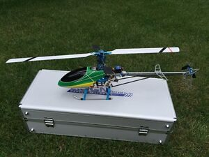 CopterX RC Helicopter