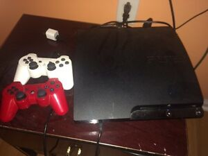 PS3 and controllers