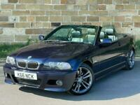 2003 BMW 3 Series 330CI SPORT Auto Convertible Petrol Automatic