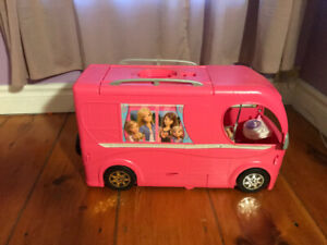 Winnebago Barbie super équipé
