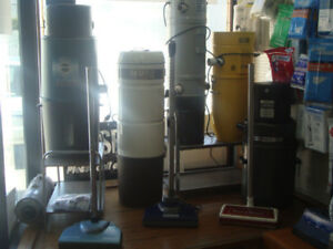 CENTRAL VACUUMS !!