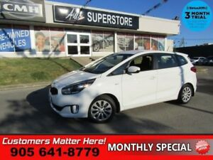 2015 Kia Rondo LX  HTD-SEATS COOLER FOG LIGHTS BT PWR-GROUP