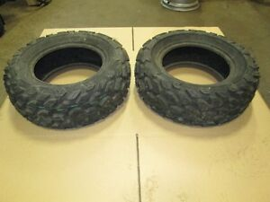 """DUNLOP TIRES 23"""" ( NEAR BRAND NEW )$75 PLUS TAX/ FREIGHT Prince George British Columbia image 2"""