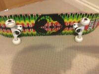 Skateboard by darkstar