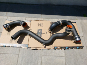 ETS charge pipes for Focus RS