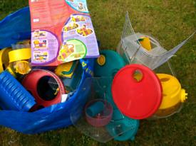 Rotastak hamster equipment