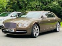2016 Bentley Flying Spur 6.0 W12 Auto 4WD 4dr Saloon Petrol Automatic
