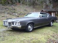 1969 Pontiac Grand Prix Model J – Rare Muscle Car