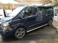 2014 FORD TRANSIT CUSTOM TOURNEO 310 ECO-TECH 9 SEATER / SPORT PACK