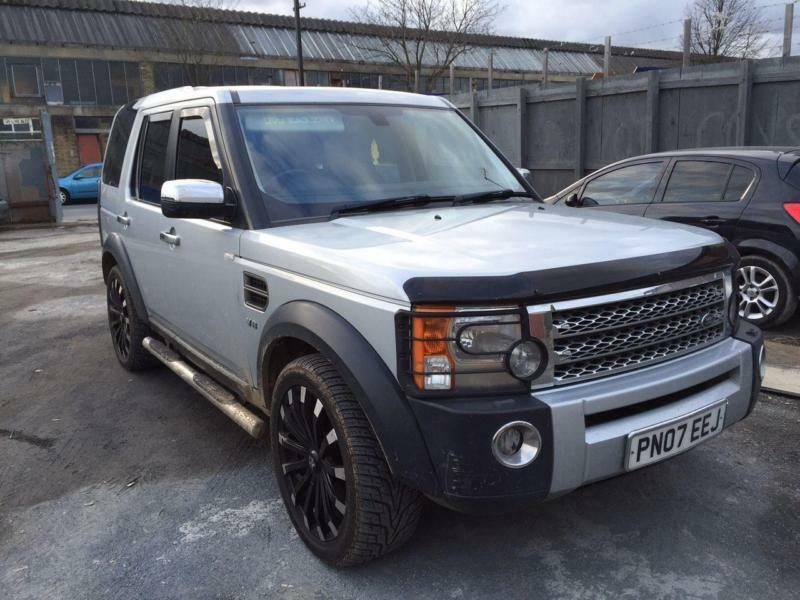 2007 land rover discovery 4 4 v8 s 5dr auto 5 door estate in charlton london gumtree. Black Bedroom Furniture Sets. Home Design Ideas