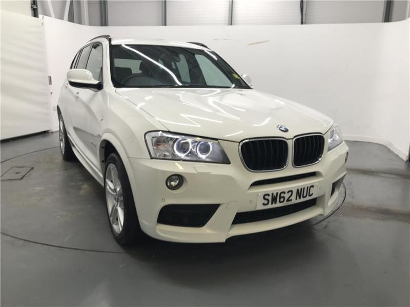 Bmw X3 Xdrive20d M Sport 5dr Step Auto In Lincoln Lincolnshire