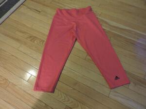 Ladies adidas crop pants