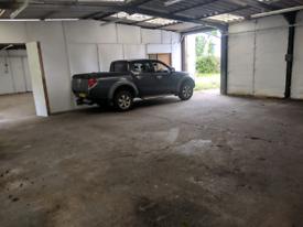 Industrial Unit to Let - Workshop - Garage - Yard for rent