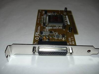 SCSI Host Adapter Controller Tekram DC-315 für PC & MAC
