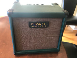 CRATE Accoustic CA10 amplifier
