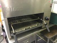 Falcon Dominator Gas Grill For Catering