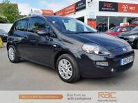 FIAT PUNTO EASY 2013 Petrol Manual in Black