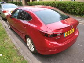 Mazda3 Sport Nav 2.2
