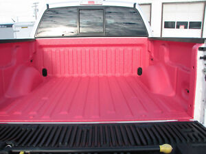Custom Coloured Spray In Bedliners & Protective Coating Services
