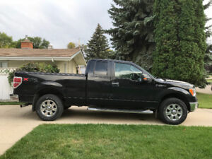 2010 Ford F-150 XTR 4x4 extended cab