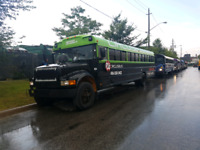 Party Bus Drivers Wanted