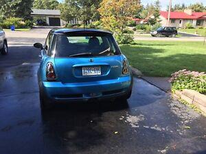 2003 Mini Cooper S  ice blue  Cambridge Kitchener Area image 5
