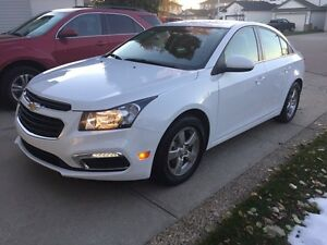 2016 Chevrolet Cruze Limited. Low mileage. Great condition.