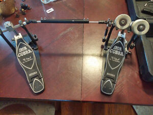 Iron Cobra P900 double bass pedal