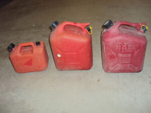 3 Gas Canisters, All 3 for $5!
