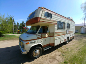 Chevy Motorhome