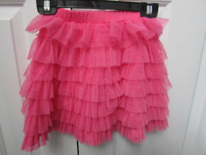 Jona Michelle Frilly Skirt, Size 5, NEW