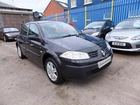 2005 Renault Megane 1.4 16v Expression 5dr
