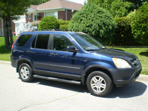 2003 Honda Crv,Excellent Running!!!!