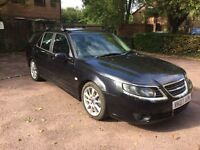 Saab 9-5 1.9 TiD Vector Sport 5dr HPI CLEAR+6 MONTHS WARRANTY