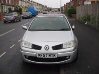 57 plate Renault Megane 1.6 VVT Dynamique