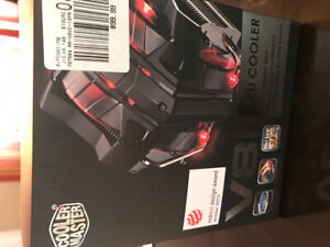 CoolerMaster  V8 GTS CPU Cooler - Excellent Condition