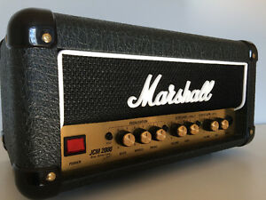 Marshall DSL 1H 50th Anniversary - Made in England - JCM 2000