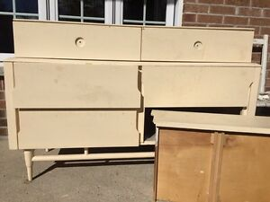 Commode vintage Hepworth Furniture / vintage dresser