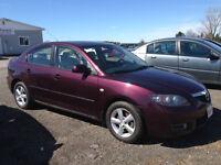 2007 Mazda Mazda3 (((SPECIAL $5,500.00)))